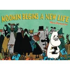 MOOMIN BEGINS A NEW LIFE GN