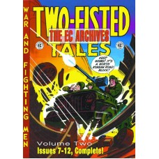 EC ARCHIVES TWO-FISTED TALES HC VOL 02