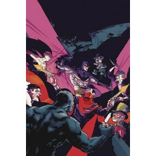DF BATMAN THE SHADOW #5 ORLANDO SGN
