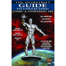 OVERSTREET GUIDE SC VOL 02 COLLECTING COMIC & ANIMATION ART