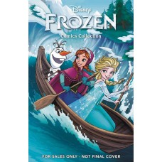DISNEY FROZEN COMICS COLL TP TRAVEL ARENDELLE