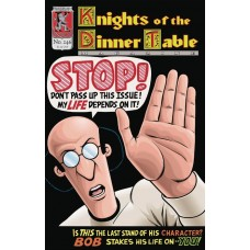 KNIGHTS OF THE DINNER TABLE #246