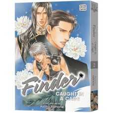 FINDER DELUXE ED GN VOL 02 CAUGHT IN A CAGE (MR)