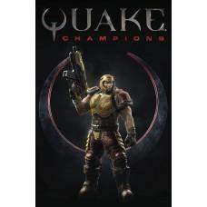 QUAKE CHAMPIONS #1 (OF 4) CVR C VIDEOGAME VARIANT