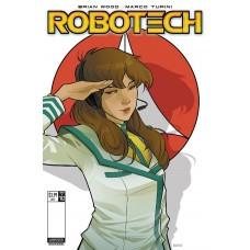 ROBOTECH #2 CVR B KERSCHL