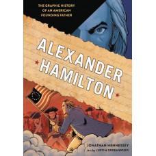 ALEXANDER HAMILTON GRAPHIC HIST SC GN