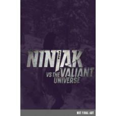 DIVINITY #0 (OF 4) CVR D NINJAK VS VALIANT UNIVERSE VARIANT