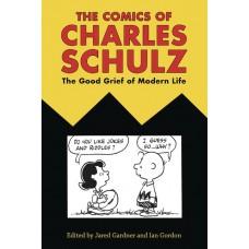 COMICS OF CHARLES SCHULZ GOOD GRIEF OF MODERN LIFE HC
