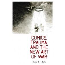 COMICS TRAUMA AND NEW ART OF WAR HC