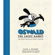 OSWALD THE LUCKY RABBIT SEARCH FOR LOST DISNEY CARTOONS