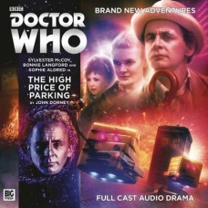 DOCTOR WHO HIGH PRICE OF PARKING AUDIO CD