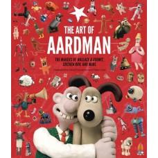 ART OF AARDMAN HC