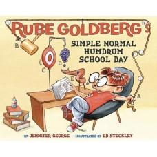 RUBE GOLDBERGS SIMPLE NORMAL HUMDRUM SCHOOL DAY HC