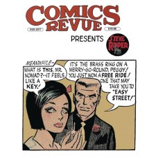COMICS REVUE PRESENTS AUG 2017