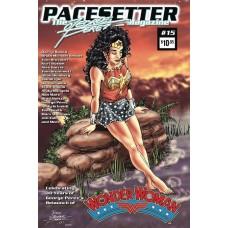 PACESETTER GEORGE PEREZ MAG #15 PEREZ CELEBRATING WONDER WOM