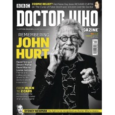 DOCTOR WHO MAGAZINE #515
