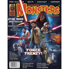 FAMOUS MONSTERS OF FILMLAND #283 WOLFINGER STAR WARS VARIANT