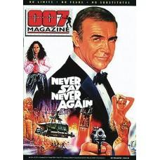 007 MAGAZINE #40 NEW PTG