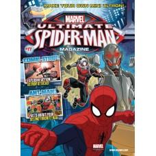 ULTIMATE SPIDER-MAN MAGAZINE #17