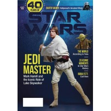 40 YEARS OF STAR WARS MAGAZINE