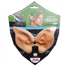 LOZ LINK HYLIAN ADULT EARS COSTUME EFFECTS APPLIANCE