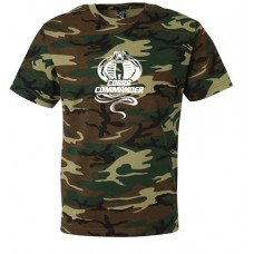 COBRA COMMANDER CAMO T/S XL