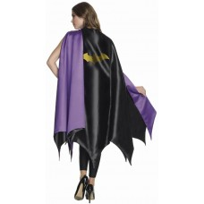 DC HEROES BATGIRL COSTUME LONG CAPE