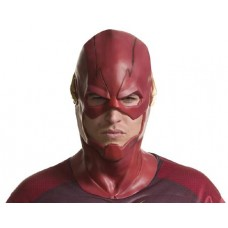 DCTV THE FLASH FULL OVERHEAD ADULT DLX LATEX MASK