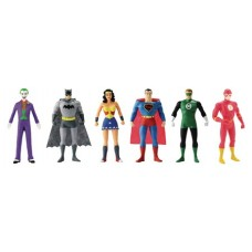 NEW FRONTIER BATMAN 5.5IN BENDABLE FIGURE