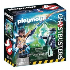 PLAYMOBIL GHOSTBUSTERS SPENGLER & GHOST PLAY-SET (Net)