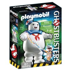 PLAYMOBIL GHOSTBUSTERS STAYPUFT PLAY-SET (Net)