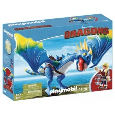 PLAYMOBIL HTTYD ASTRID & STORMFLY PLAY-SET (Net)