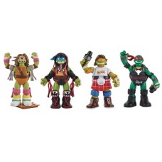 TMNT WWE COLLECTOR 6IN AF ASST (Net)