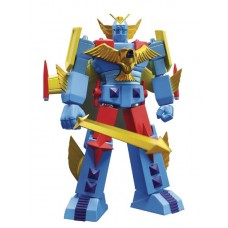 DYNAMITE ACTION GK LTD GATTAI ROBOT RAYGUARD FIG