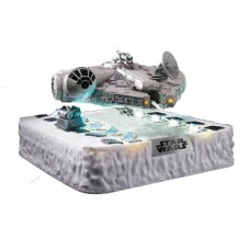 STAR WARS EP5 EA-020 FLOATING MILLENNIUM FALCON PX AF (Net)