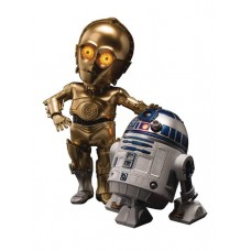 STAR WARS EP5 EAA-010 R2-D2 & C-3PO PX AF SET (Net)