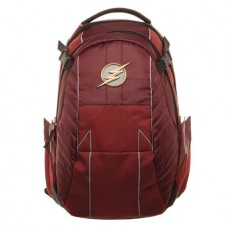 DC COMICS FLASH SUIT-UP BACKPACK
