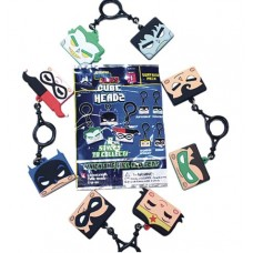 KAWAII CUBES DC COMICS CUBE HEADZ KEYRING 36PC BMB DS