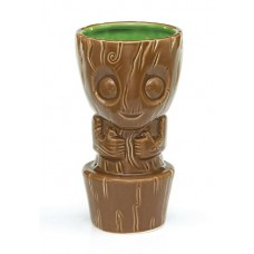 GUARDIANS OF THE GALAXY BABY GROOT GEEKI TIKI GLASS