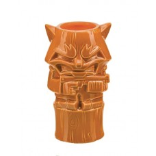 GUARDIANS OF THE GALAXY ROCKET GEEKI TIKI GLASS