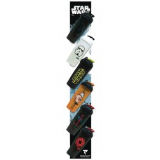 PERFECT-SHAKER STAR WARS CLIP STRIP 6PC DISPLAY (Net)