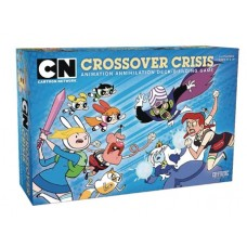 CN CROSSOVER CRISIS ANIMATION ANNIHILATION DBG