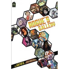 MUTANTS AND MASTERMINDS RPG ROGUES GALLERY SOURCEBOOK HC