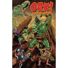 ORK RPG SECOND ED