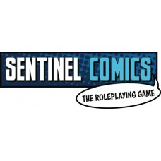 SENTINEL COMICS ROLEPLAYING GAME STARTER KIT