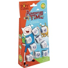 RORYS STORY CUBES ADVENTURE TIME DICE SET