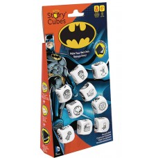 RORYS STORY CUBES DC COMICS BATMAN DICE SET
