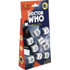 RORYS STORY CUBES DR WHO DICE SET