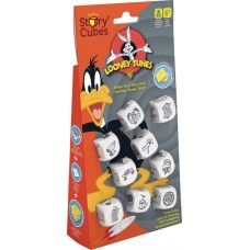RORYS STORY CUBES LOONEY TUNES DICE SET