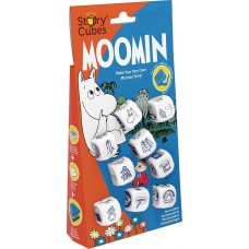 RORYS STORY CUBES MOOMIN DICE SET